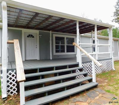 Manufactured Home For Sale: 1832 County Road 3802