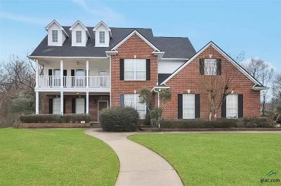 Tyler Single Family Home For Sale: 1310 Hermitage