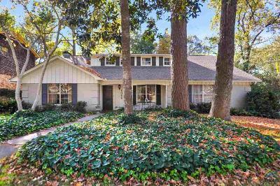 Tyler Single Family Home For Sale: 1025 Pollard Dr