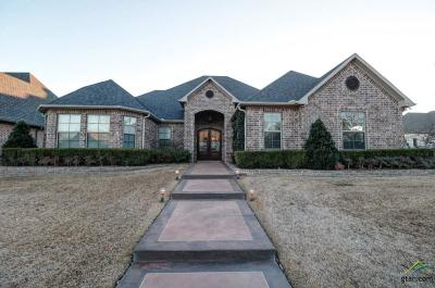 Tyler Single Family Home For Sale: 2358 Mirabeau