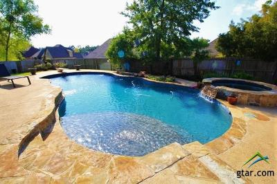 Tyler Single Family Home For Sale: 1532 Chaparrel Run