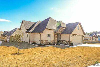 Tyler Single Family Home For Sale: 6622 Tower Court