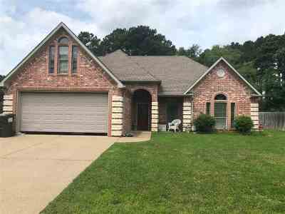 Flint Single Family Home For Sale: 21194 Neely Drive