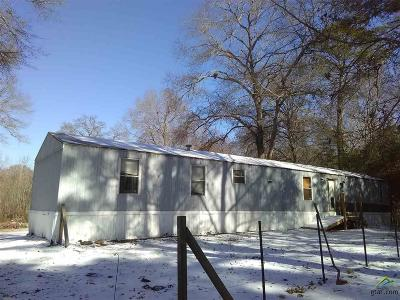 Manufactured Home For Sale: 14631 County Road 2215