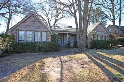 Single Family Home For Sale: 3109 Lake Forest