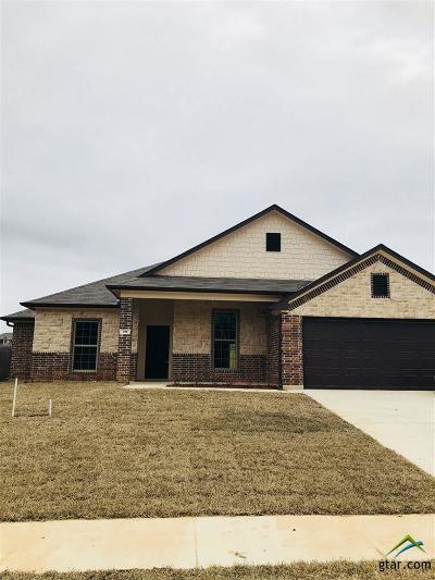 Tyler Single Family Home For Sale: 318 Ambrose