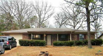 Tyler Single Family Home For Sale: 10549 Rolling Pines Dr