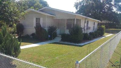 Tyler Single Family Home For Sale: 816 W 29th St