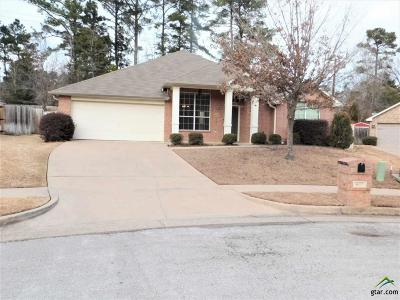 Single Family Home For Sale: 637 Winding Brook Lane