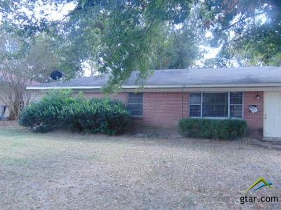 Single Family Home For Sale: 317 Williams