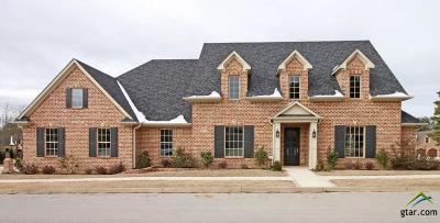 Tyler Single Family Home Contingent - Active: 7391 Lake Pointe Cv