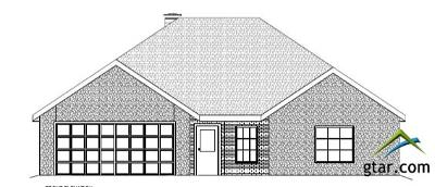 Bullard Single Family Home For Sale: 318 Bois D Arc