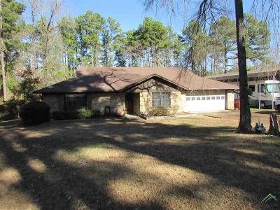 Lone Star TX Single Family Home For Sale: $139,900