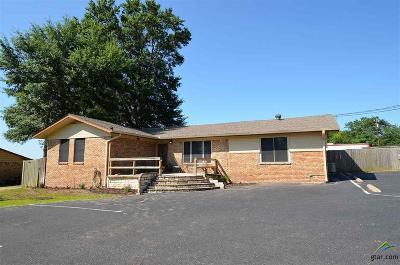 Canton Single Family Home For Sale: 1285 W Dallas Street