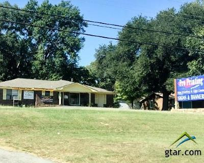 Lindale Commercial For Sale: 1521 S Main