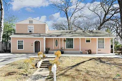 Tyler Single Family Home For Sale: 1303 Kenilworth Avenue