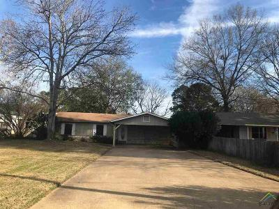 Flint Single Family Home For Sale: 22055 Big Oak Dr