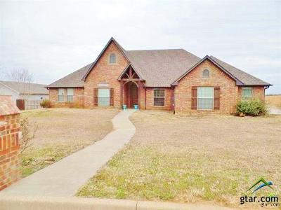 Bullard Single Family Home For Sale: 155 Baganine Ln