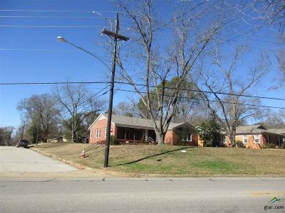 Tyler Single Family Home For Sale: 2315 Old Jacksonville