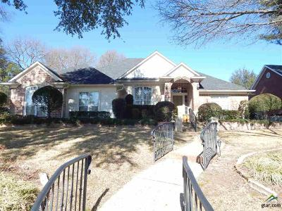 Tyler Single Family Home For Sale: 5519 Westchester Drive
