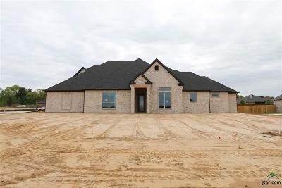 Tyler Single Family Home For Sale: 16607 Hailey Court