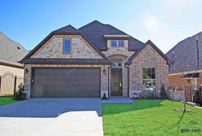 Tyler Single Family Home For Sale: 7390 Lake Pointe Cove