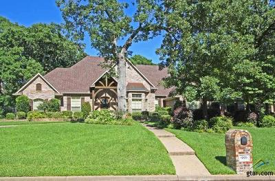 Tyler Single Family Home For Sale: 1965 Stonegate Valley Drive