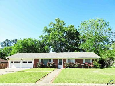 Single Family Home For Sale: 908 Bryan