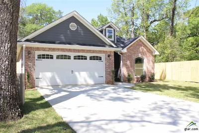 Tyler Single Family Home For Sale: 4621 Commanche Trail