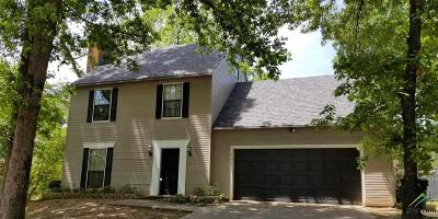 Tyler Single Family Home For Sale: 4615 Commanche