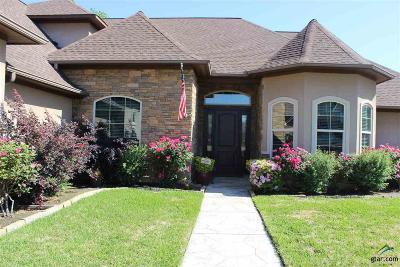 Tyler Single Family Home For Sale: 2319 Pinehurst