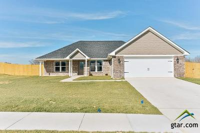 Lindale Single Family Home For Sale: 345 Smith Circle
