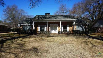 Tyler Single Family Home For Sale: 1922 Sterling Drive