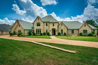 Tyler Single Family Home For Sale: 1920 Stonegate Circle