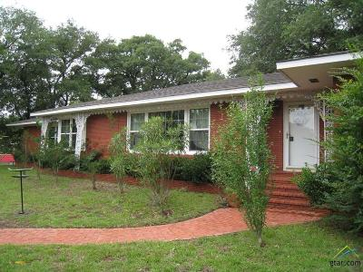 Frankston Single Family Home For Sale: 401 E Pine Street