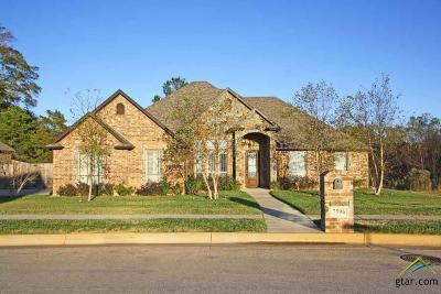 Tyler Single Family Home For Sale: 7596 Glade Mill Lane
