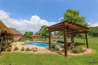 Tyler Single Family Home For Sale: 3600 Farm Road 724