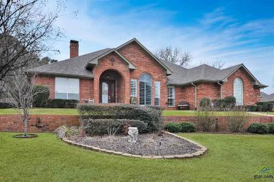 Tyler Single Family Home For Sale: 1461 Tall Timber Dr
