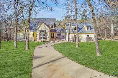 Tyler Single Family Home For Sale: 15424 Sunrise Lake Ct.