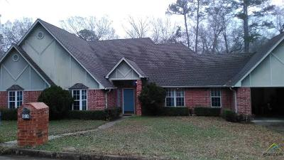Tyler Single Family Home For Sale: 4914 Inverness Drive