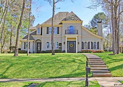 Tyler Single Family Home For Sale: 4351 Lazy Creek Dr.