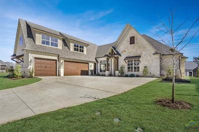 Tyler Single Family Home For Sale: 752 Esperanza