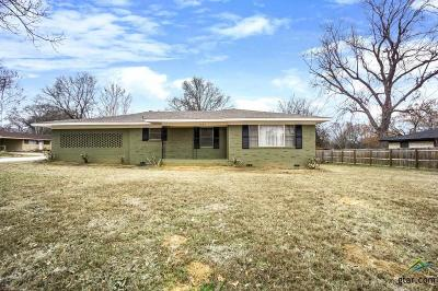 Single Family Home Option Pending: 1101 E Main Street