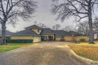Tyler Single Family Home Contingent - Active: 3405 Harwood Drive