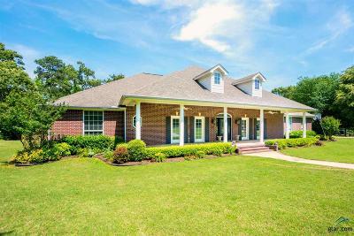 Upshur County Single Family Home For Sale: 924 John Dean Rd