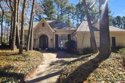 Tyler Single Family Home For Sale: 3709 Woods Blvd