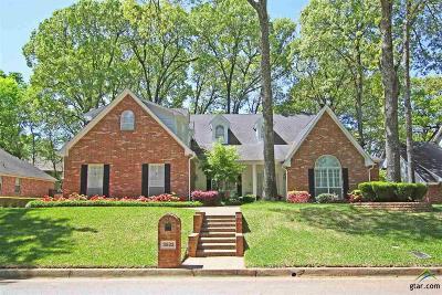 Tyler Single Family Home For Sale: 3533 Woods Blvd.
