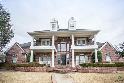 Tyler Single Family Home For Sale: 1513 Cold Water