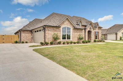 Tyler Single Family Home For Sale: 7325 Simms Creek