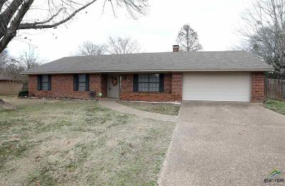 Tyler Single Family Home For Sale: 9356 St Patrick Place